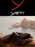 Yeti Daunenschlafsäcke
