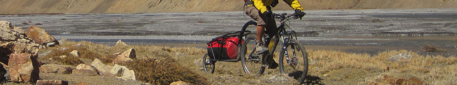 Veloanhänger-Taschen
