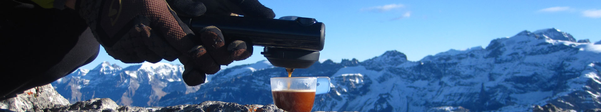 Outdoor Kaffeemaschinen