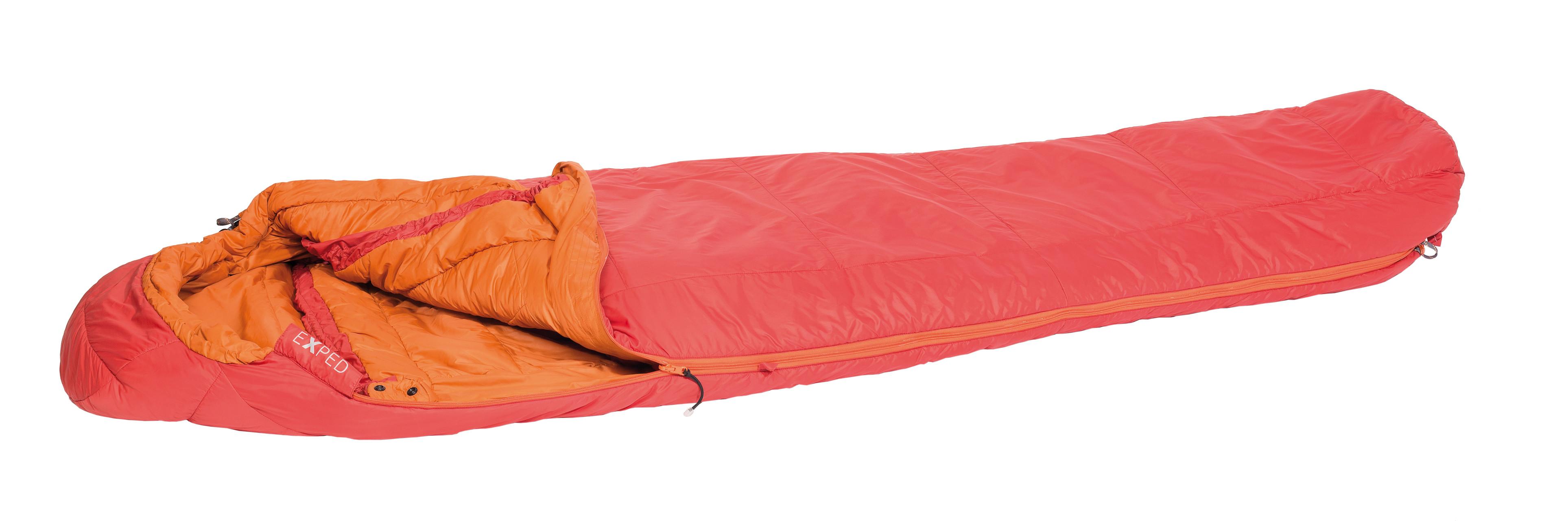 synthetisch gefüllte Schlafsäcke