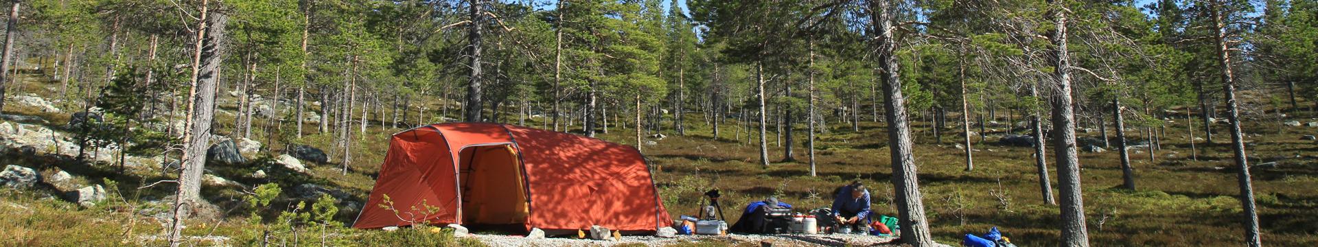 3 - 6 Personen Zelte