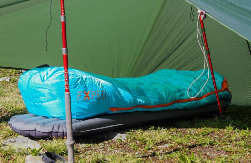 new product e7bed f7ffe Exped WinterLite -16°