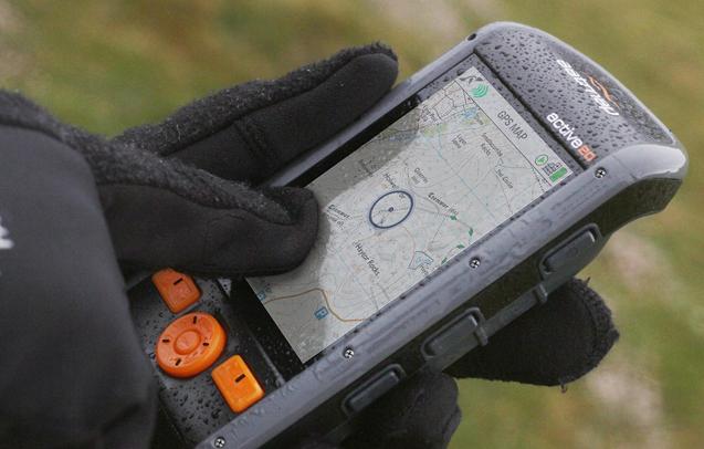 SATMAP outdoor GPS